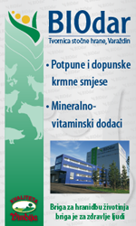 Vindija d.d. - Biodar