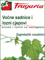 Fragaria - Zagrebački rasadnici